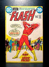 COMICS: DC: The Flash #218 (1972), Neal Adams art - RARE (batman/atom/justice)