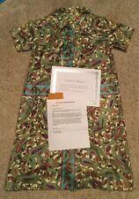 MARILYN MONROE Owned Worn Used Kimono Nightgown COA PROVENANCE Estate Executor