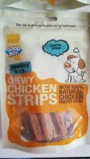 Good Boy Chewy Chicken Strips - Dog Treats