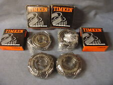 NEW JAGUAR DIFFERENTIAL BEARINGS TIMKEN OVERHAUL KIT
