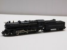 N Scale - Minitrix Pennsylvania 2-10-0 Steam Locomotive & Tender Train #4638