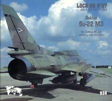 Verlinden Publications Lock On No.27 Sukhoi Su-22 M3 Reference Book #938