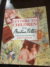 Letters to Children from Beatrix Potter by Taylor, Judy Paperback Book The Fast