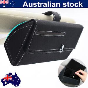 Car Sunglasses Organizer Holder Portable Visor Universal Car Decor Tray Fashion