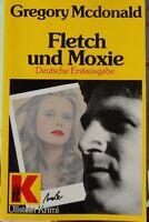 Fletch und Moxie von G. McDonald 1984 amerik. Krimi, Kult