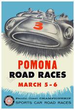 Pomona Road Races 1960