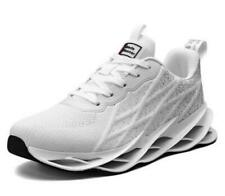 Men Fashion Breathable Blade Shoes Gym Jogging Running Trainers Sneakers Sport D