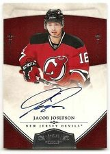 10/11 DOMINION ROOKIES AUTOGRAPH RC #197 Jacob Josefson #68/199