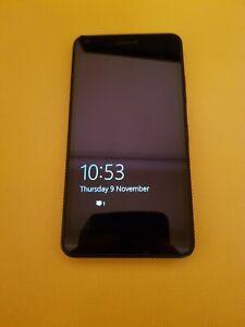 Microsoft Lumia 640 LTE 8GB Smartphone - Black - Windows 10 - Unlocked