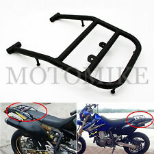 Black Rear Luggage Rack Cargo Shield For SUZUKI DRZ400 DR-Z400S DRZ400M VST M