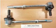 SSANGYONG MUSSO SPORTS 2004-2006  GENUINE BRAND NEW STABILIZER LINK BAR SET
