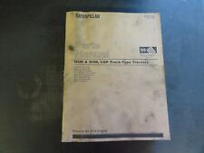 Caterpillar CAT D5M & D5M, LGP Track Type Tractors Parts Manual  SEBP2498-05
