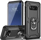For Samsung Galaxy Note 8 Case Kickstand Shockproof Armor Hard Cover