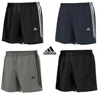 Mens Adidas Chelsea Climalite Sports Football Running Gym Training Shorts