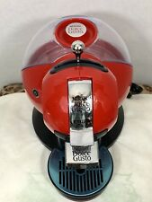 Krups Nescafe Dolce Gusto Coffee Machine Maker Red Excellent Condition