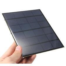 PLACA SOLAR 2 W 6 V 330 mA 136x110mm PANEL ARDUINO DIY CELULA FOTOVOLTAICA