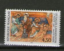 TIMBRE 3082 NEUF XX LUXE - LES SALLES-LAVAUGUYON ( HAUTE VIENNE )