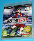 Pes 2011 - Pro Evolution Soccer - Sony Playstation 3 PS3 - PAL