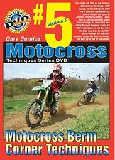 Motocross Techniques, Skills, How To Series DVD #5 from Volume 3 by Gary Semics