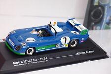 IXO ALTAYA MATRA MS670B #7 LE MANS 1974 1/43