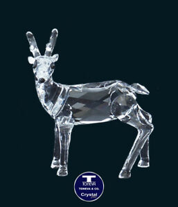 "[SPECIAL OFFER] ""Reindeer"" Austrian Crystal Figurine was AU$78.00"