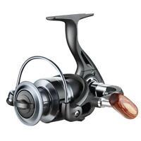 QIDA 12BB Metal Spinning Fishing Reel 5.2:1 Lure Line Spool Fish Wheel Tackle