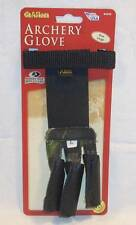 Allen Archery 3 Finger Bow Glove Mossy Oak Camo Camouflage USA Made Size Lg