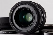 [MINT] SIGMA 50mm F2.8 EX DG MACRO for Sony/Minolta α A  From Japan""