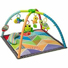 Sale Pond Pals Twist And Fold Activity Gym Play Mat Baby