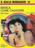 Bianca come cadavere - Ellery Queen