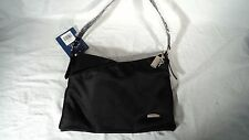 Travelon 280 Black Nylon Women's Convertible Handbag