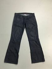 Women's Levi 522 'Ultra Low Bootcut' Jeans - W28 L30 - Navy - Great Condition