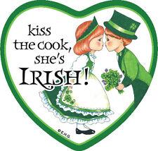 Tile Magnet: Irish Cook