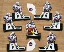 Custom Coleco Table Hockey Players- WHA Winnipeg Jets