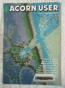 57492 Issue 02 BBC Acorn User Magazine 1982