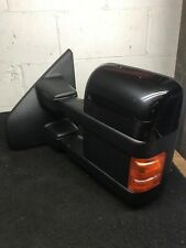 Ford F-150 Left Trailer Mirror Fits 2010-2011-2012-2013-2014