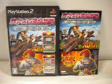 PlayStation2 - Pachisuro Genjin Onihama Bakuso Guren Tai - PS2 JAPAN GAME. 46899