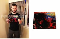 WWE FINN BALOR HAND SIGNED AUTOGRAPHED 8X10 PHOTOFILE PHOTO WITH PROOF AND COA B