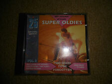 Super Oldies-Partymusik-Too good to be Forgotten Vol.2 Melanie,Pat Boone...