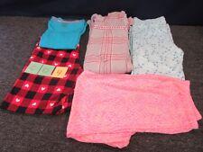 5 XL LADIES WOMEN PAJAMAS X-LARGE JOE BOXER SLEEPWEAR LAURA SCOTT CLOTHES LOT