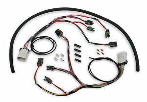 Holley EFI 558-312 HP Smart Coil Ignition Harness