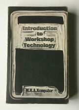 Introduction to Workshop Technology by M.H.A.Kempster. (Paperback, 1972)