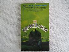 1967 The Rim-World Legacy F.A. Javor  paperback VG/FN Signet P3183 1st edition