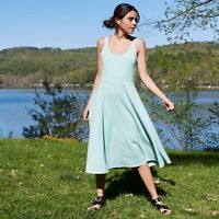 Women's Sleeveless Ballet Dress - A New Day™ - Aqua - Size XS, S, M, 2X