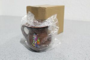 NEW SEALED 2019 Disney Parks Coco Jarrito Mug Cup Miguel & Dante FREE SHIPPING