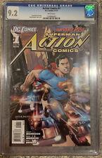 Action Comics #1 CGC 9.2 New 52 - Grant Morrison