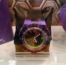 Evangelion Eva USJ official Wrist Watch Unit 01 Universal Studios Japan