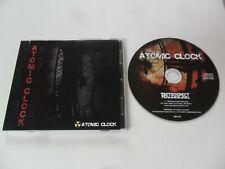 Atomic Clock - Atomic Clock (CD 2008) Heavy Metal / USA Pressing