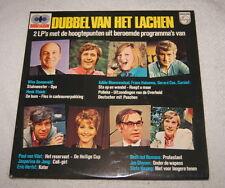 LP: Dubbel van het Lachen (1974) Made in Netherlands
