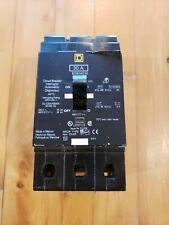 Square D 30 Amp Egb 34030 3 Pole 240/277/480 Circuit Breaker Interrupter